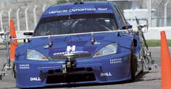 Vehicle dynamics testing