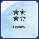 Loyalty icon from SavviVille Streatham community app