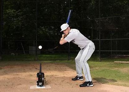 Hit Zone Deluxe baseball battin tee