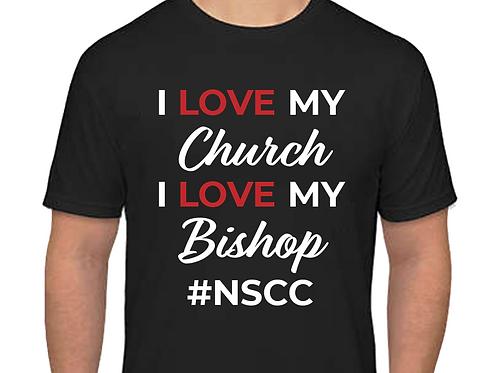 I Love My Church I Love My Bishop