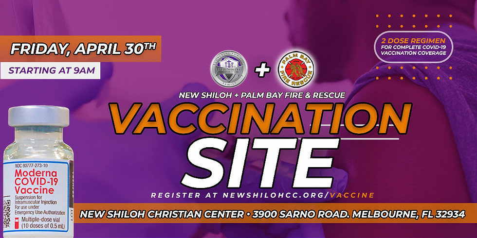 Moderna Vaccination