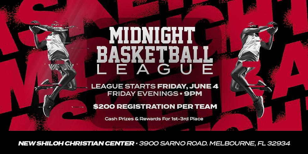 Midnight Basketball League