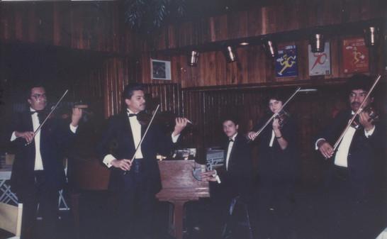 Violines Románticos de Xalapa