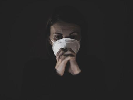 Komunia przez maskę