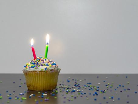 Drugie urodziny Bloga! :)