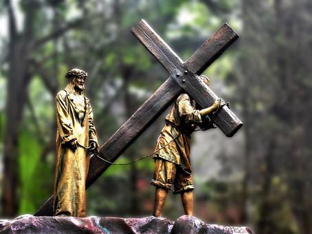 Droga krzyżowa - kontrowersje i inspiracje.