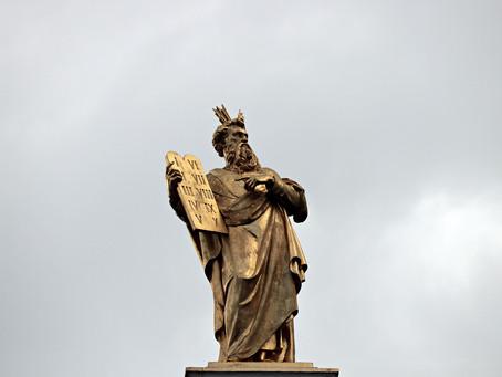 Które przykazanie w prawie jest największe?