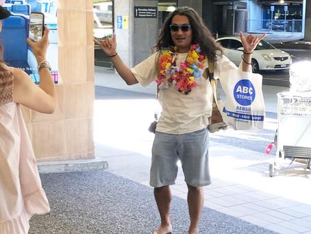今日もハワイネタ
