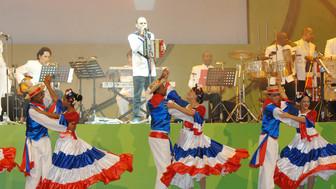 Valencia abraza el Merengue Dominicano