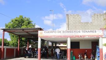 Alcaldía y Coopunión dan inicio a remodelación del CB Tenares