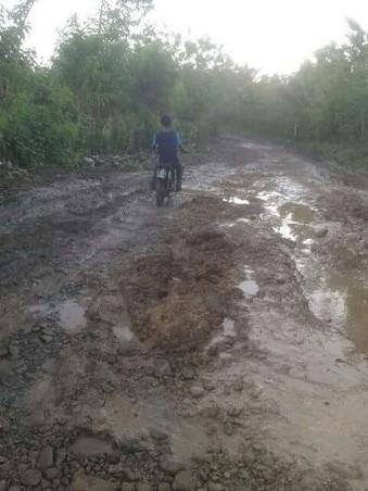 """En El Coco dicen: """"Las mentiras sobre reconstrucción de carretera nos la cobraremos en el 2020"""""""