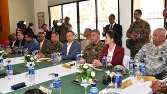 Autoridades dominicanas acuerdan fortalecer acciones en la frontera