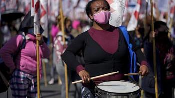 ARGENTINA: Los movimientos sociales vuelven a tomar la calle