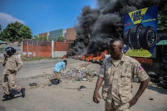 Pandillas secuestraron a 119 personas en Haití solo en la mitad de octubre