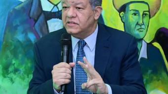 Leonel afirma FP no apoyará reforma fiscal por inviable