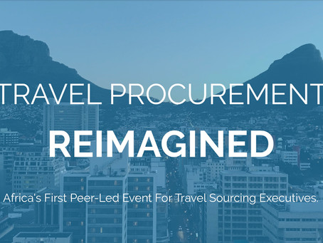 Inaugural Procure Travel Africa Summit To Be Hosted in Cape Town