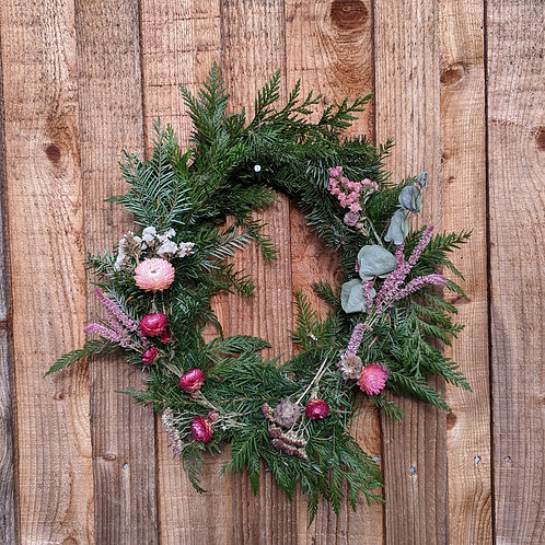 "12"" Wreath - Addison"