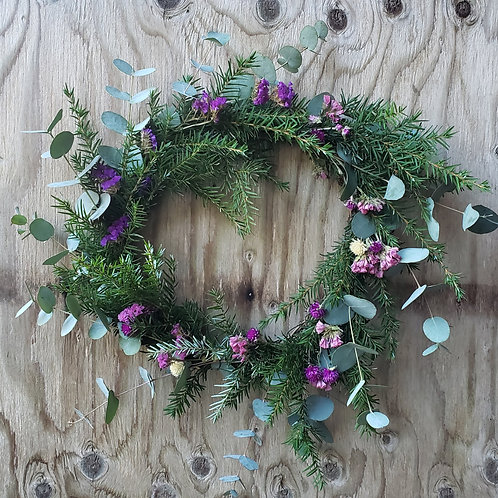 "12"" Wreath - Madeline"
