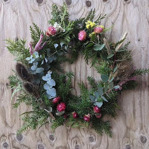 "12"" Wreath - Corrie"