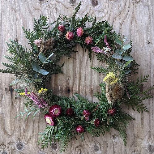 "12"" Wreath - Darcy"