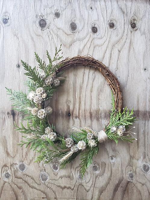 "12"" Wreath - Harold"