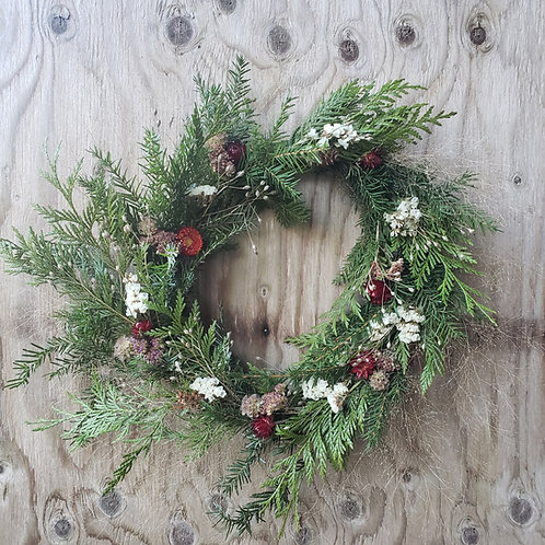 "12"" Wreath - Juliet"
