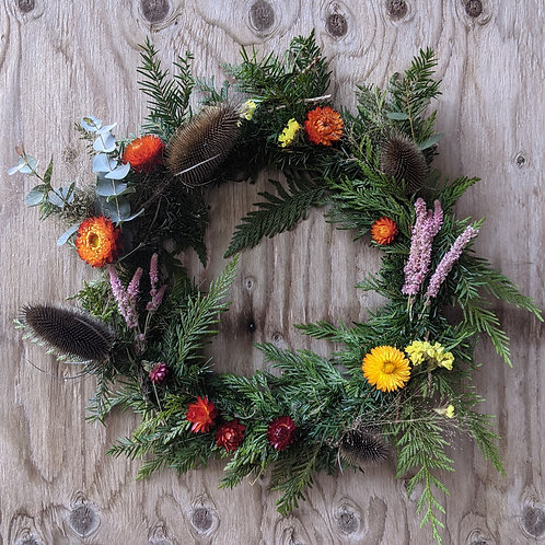 "12"" Wreath - Erin"
