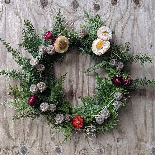 """12"""" Wreath - Hudson"""