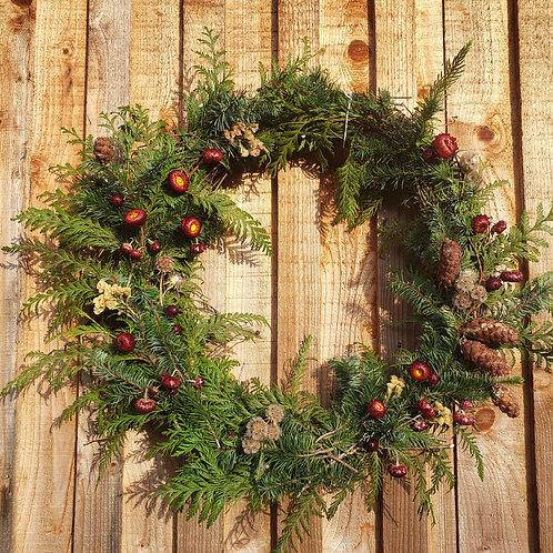 "24"" Wreath - Florence"