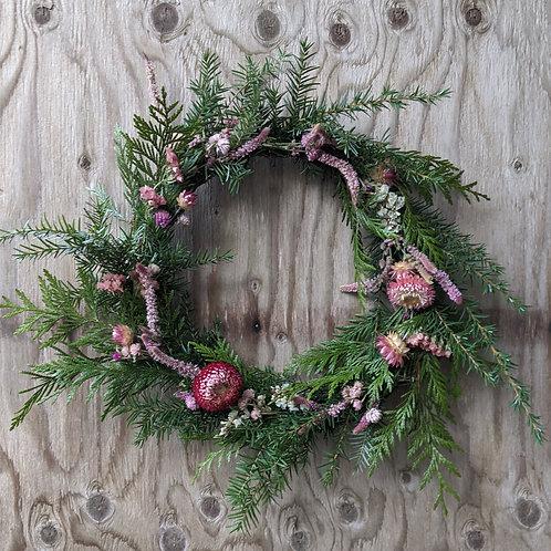 """12"""" Wreath - Cynthia"""