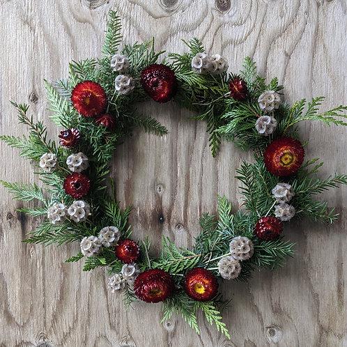 "12"" Wreath - Finley"