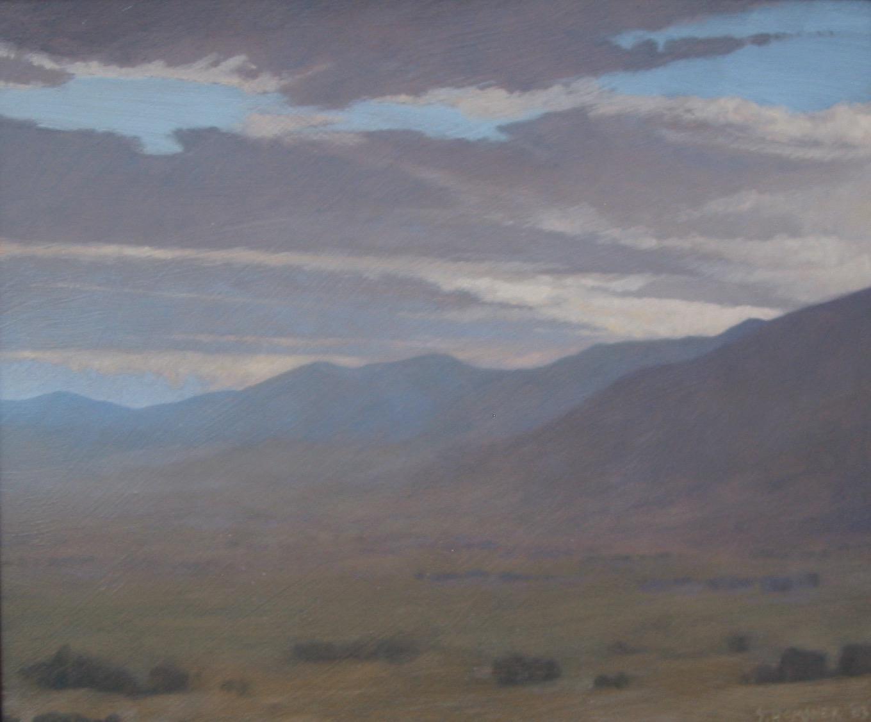 East Boulder Twilight