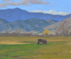 Field North of Boulder