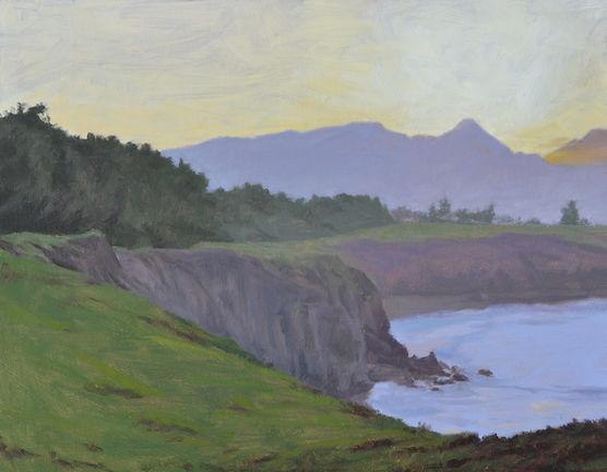 Indian Peaks, by Steven Homsher - Colorado Artist
