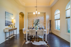 Occupied Home Staging photo