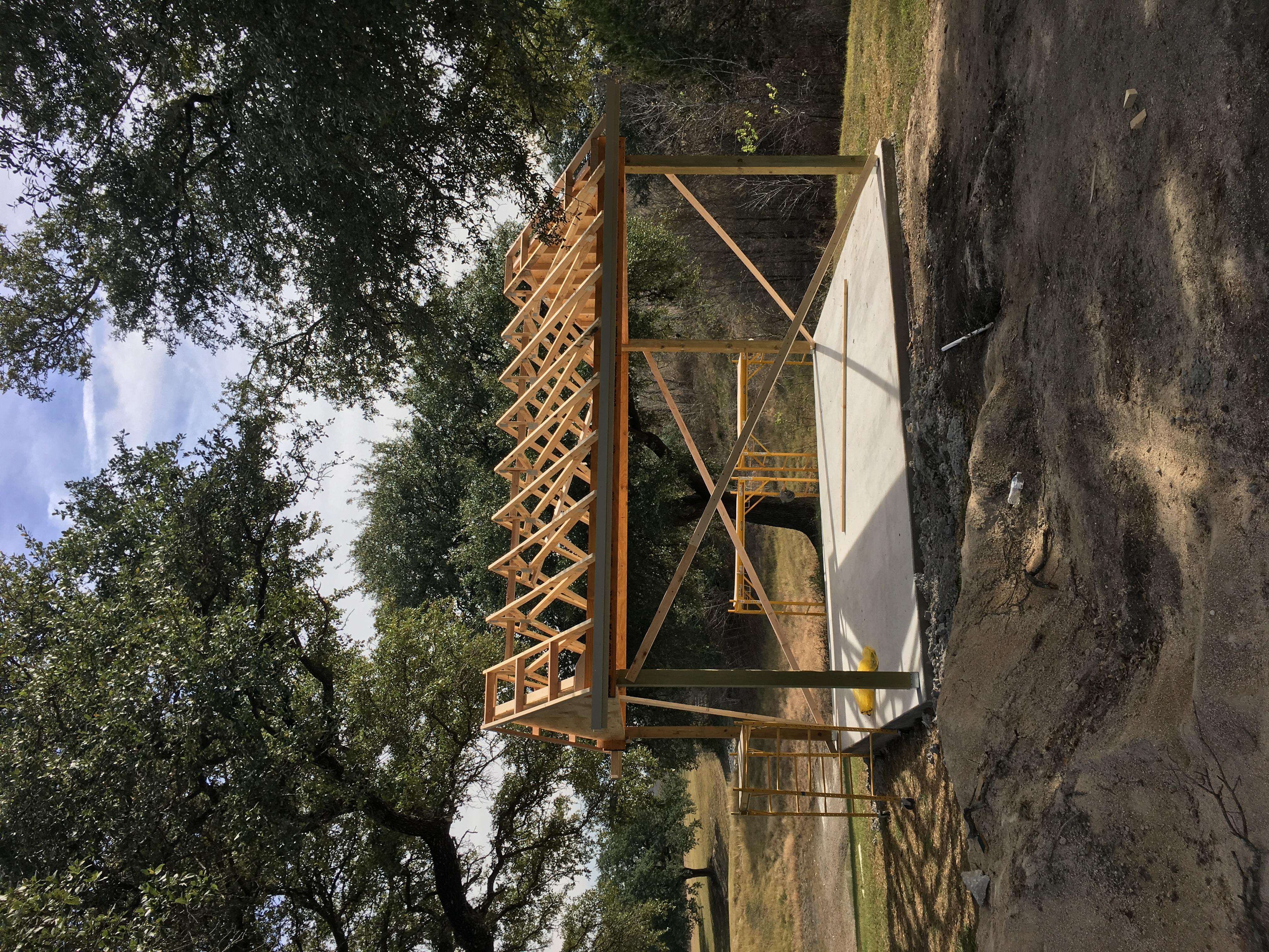 Building a Pavillion
