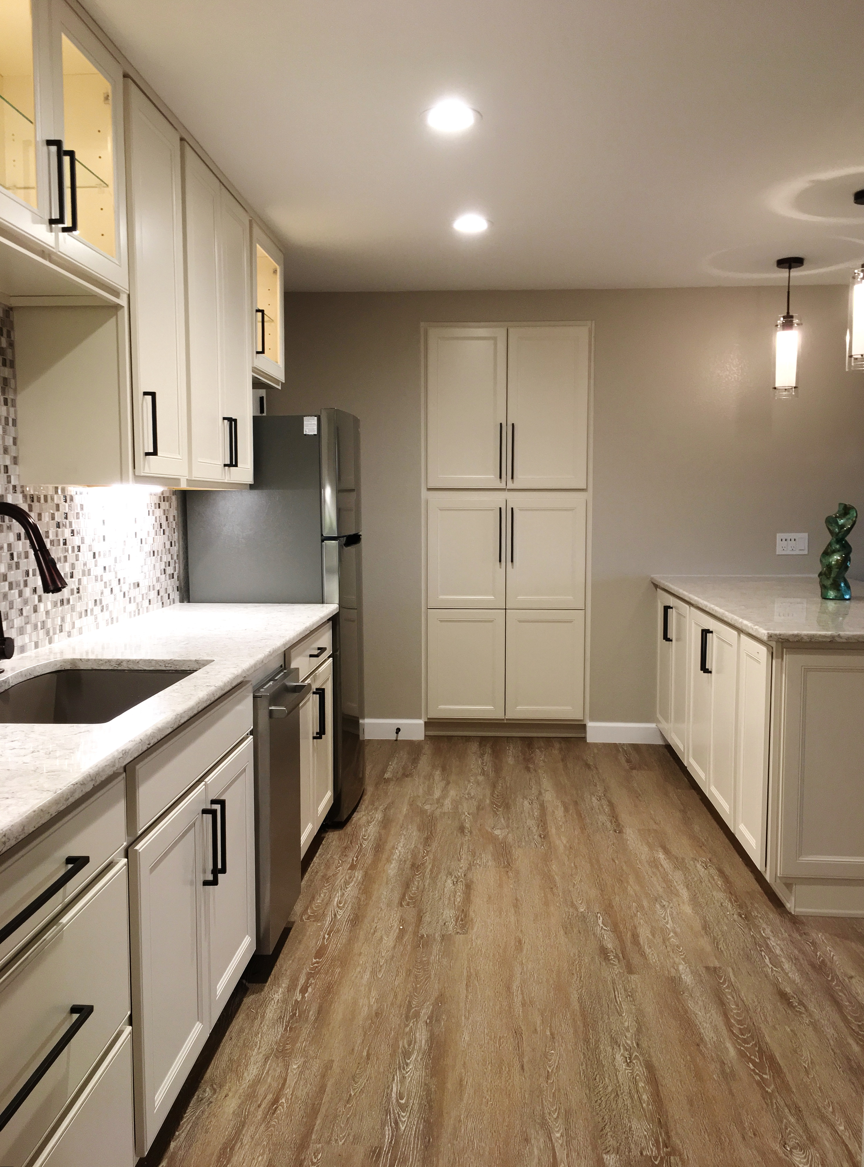 Kitchen completed