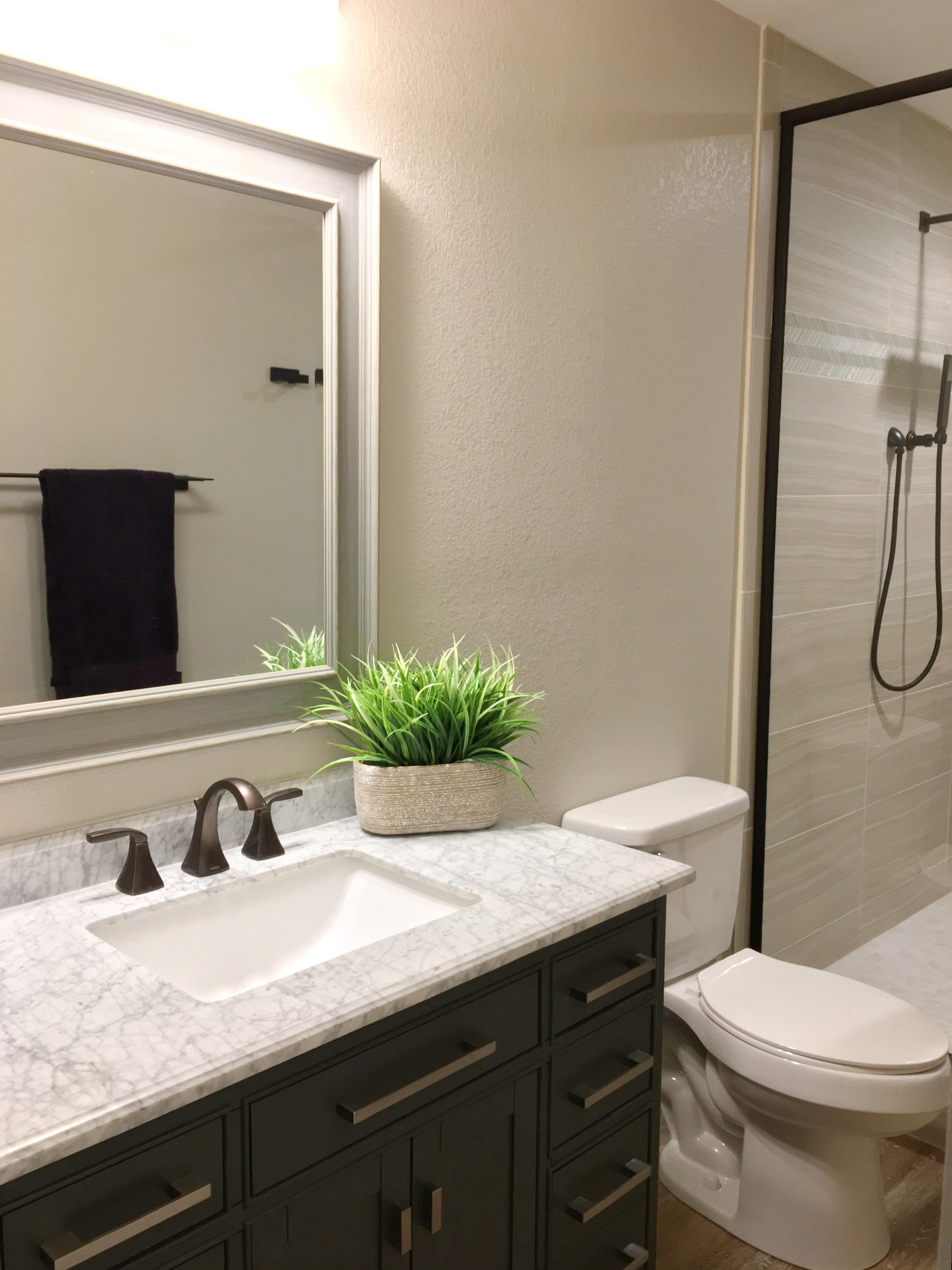 Bathroom complete