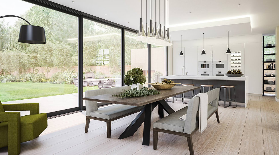 Bishopswood-Contemporary-Kitchen-and-din