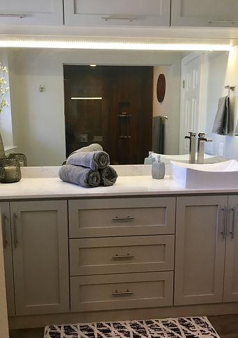 Guest Bathroom Remolded by Streamline Interior Design