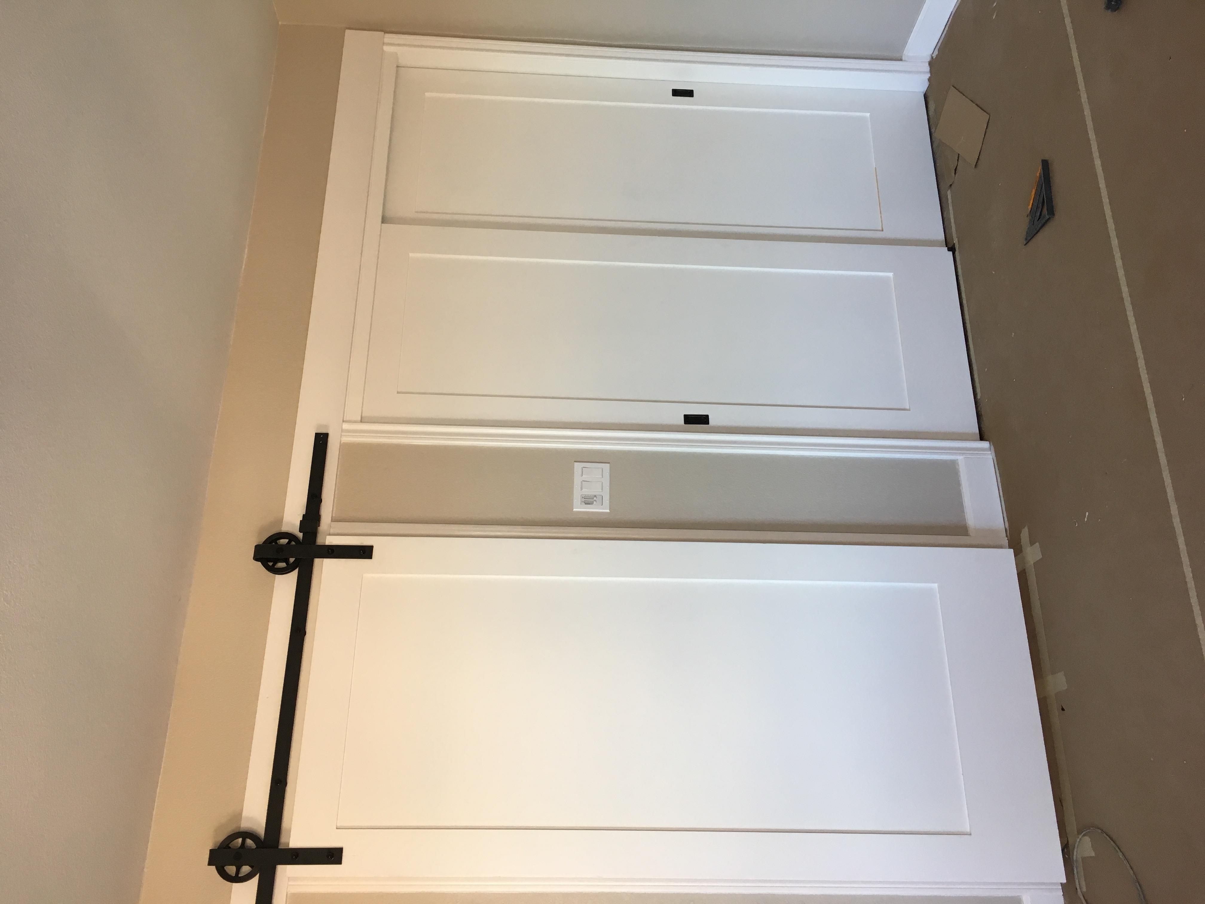 Doors complete