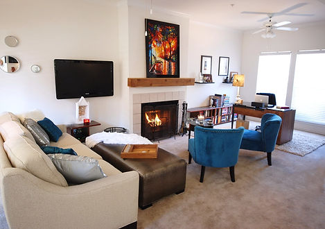 Tiny Home Decor by Streamline Home Staging
