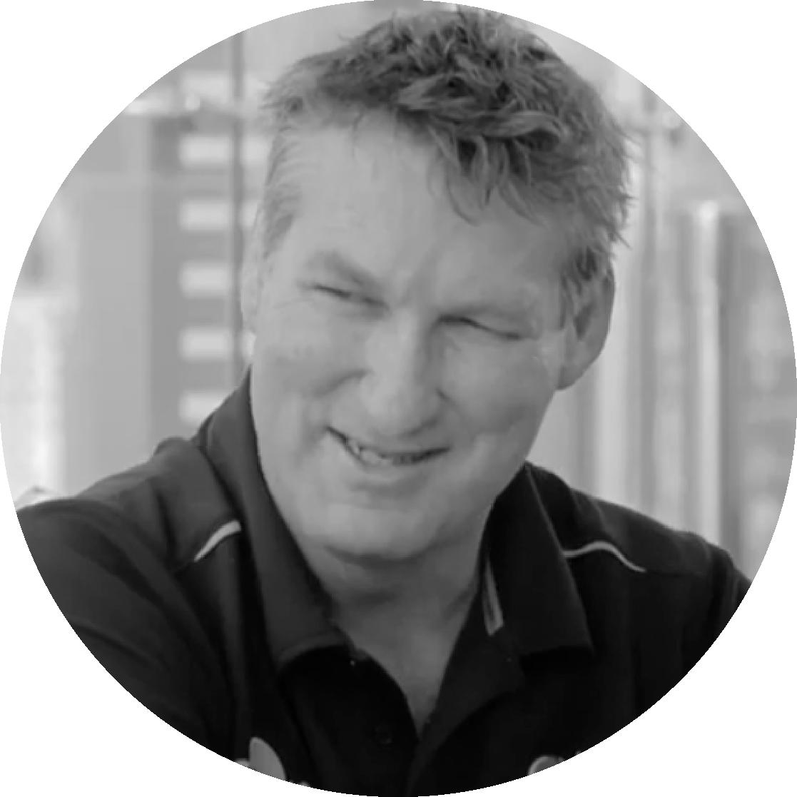 Justin Harrison - RUPA CEO