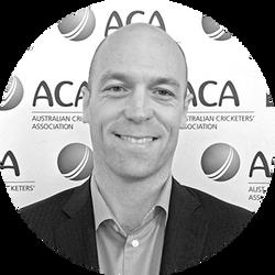Alistair Nicholson, ACA CEO
