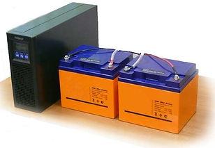 Аккумулятор для источника бесперебойного питания, АКБ, ИБП