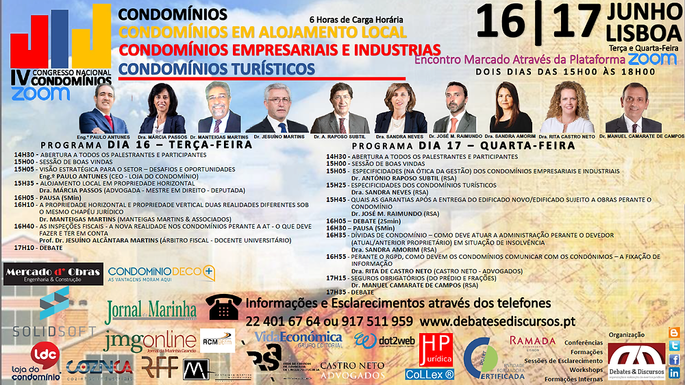IV Congresso Nacional de Condomínios
