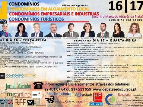IV CONGRESSO NACIONAL DE CONDOMÍNIOS 16 e 17 JUNHO - ZOOM