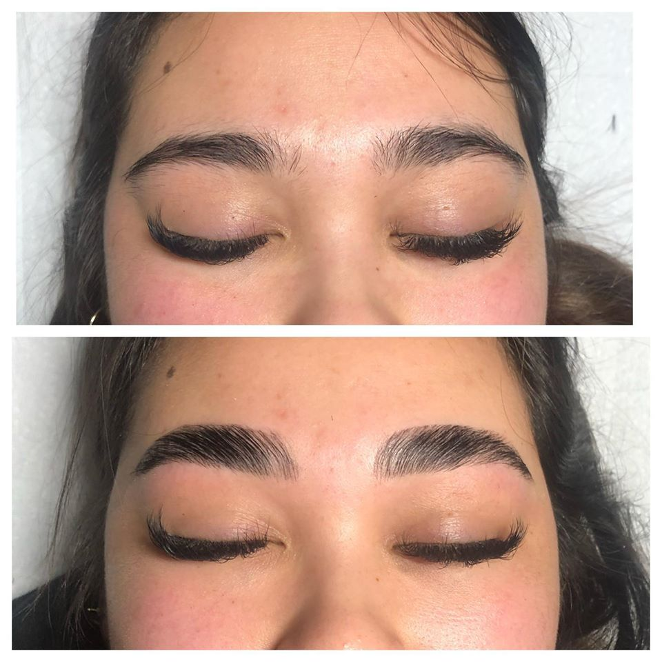 Brow Sculpt and Shape