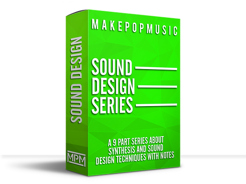 Sound Design and Synthesis Series