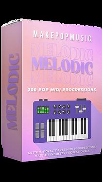 Melodic (MIDI Progressions)